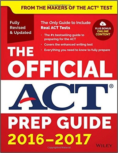 The Official ACT Guide