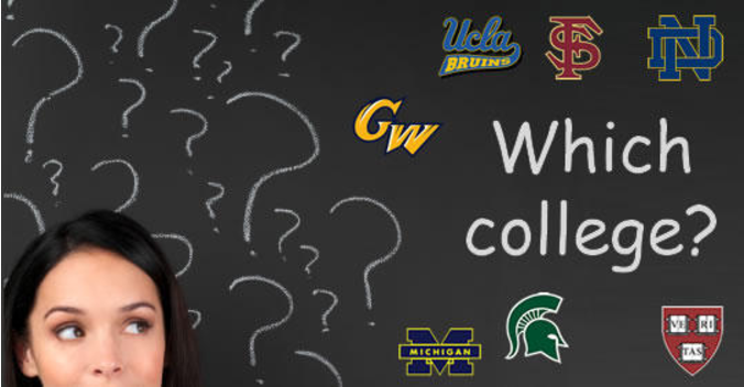 """The Five """"P's"""" of Choosing Colleges - Mavin Learning Resources"""