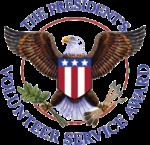 The President's Volunteer Service Award logo